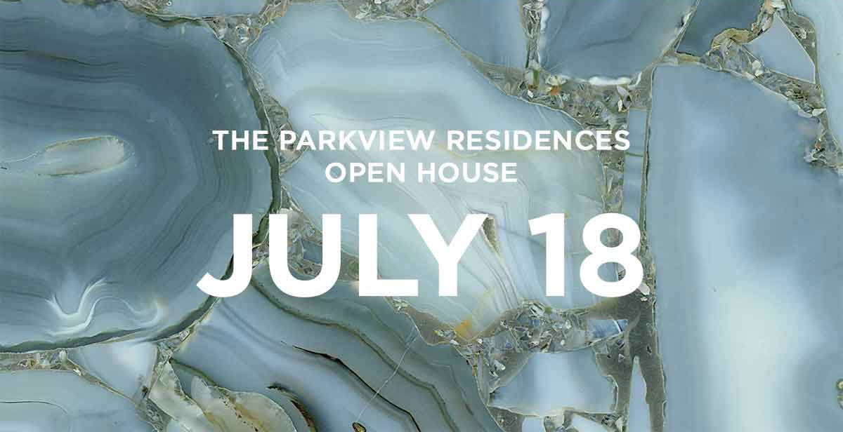 The parkview residences open house