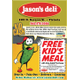 Kids Eat for Free at Jasons Deli in Victoria With This Coupon  - Oct 04 2015 0346PM