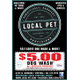 500 Dog Wash  Save 1000 Join the Soggy Doggy club at Local Pet in Victoria - Quality Food Supplies Wash - Jun 07 2018 0137PM
