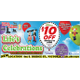 Sensational Balloon Creations  Characters  Complete Your Event with Lifes Celebrations in Victoria  - Apr 07 2015 1135PM