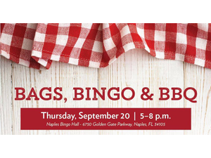 Bags Bingo and BBQ - start Sep 20 2018 0500PM