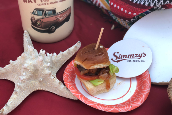 Simmzy's burger and brew