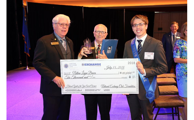 Alta High graduate wins national title of Youth of the Year   Draper ...