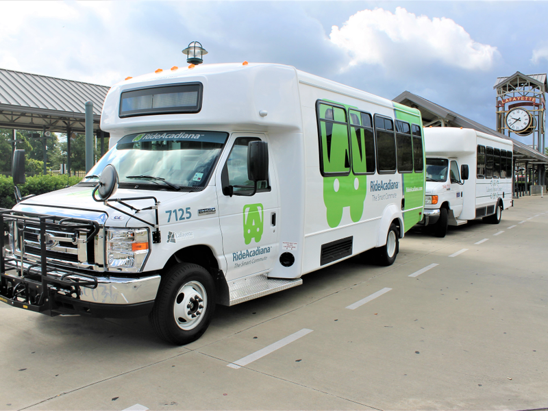 Ride Acadiana™ is a pilot bus route bringing interconnectivity to the cities of Crowley, Rayne, Duson, ...