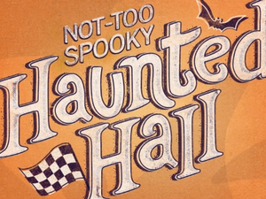 Not-Too-Spooky Haunted Hall  - start Oct 27 2018 0600PM