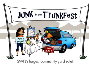 Cape Coral Junk in the Trunk Fest - start Oct 13 2018 0900AM