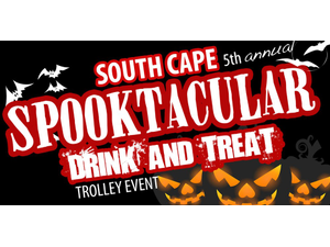 5th Annual Spooktacular Drink and Treat - start Oct 20 2018 0700PM