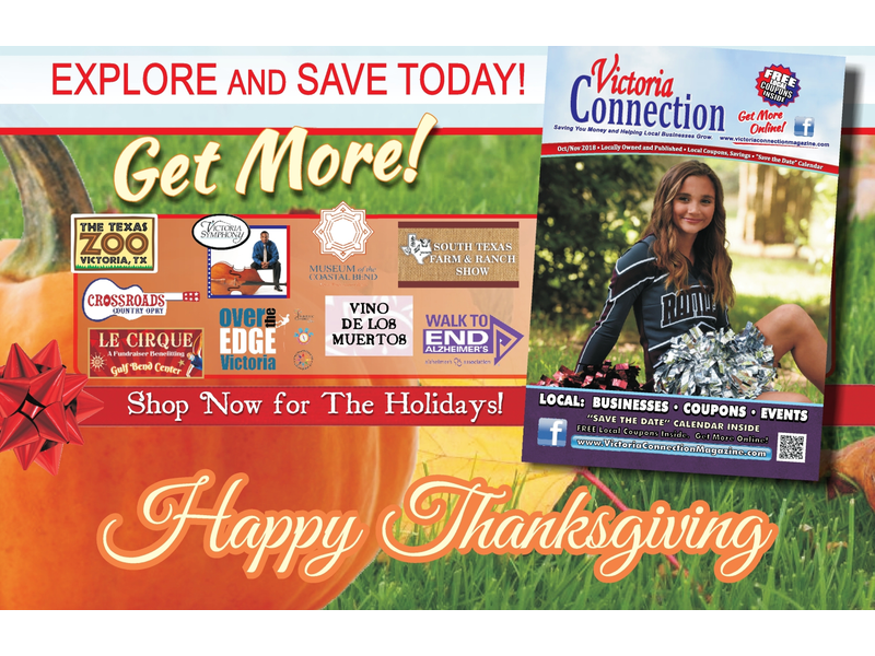 Victoria Connection: Oct-Nov 2018 - Download Coupons Anytime ...
