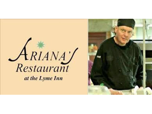 Holiday Dining with Chef Martin From Arianas Kitchen at the Lyme Inn - start Nov 14 2018 0530PM