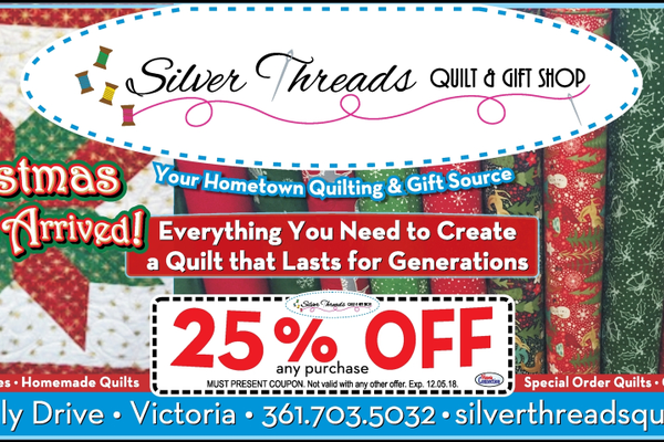 Silver 20threads 20quilt 20  20gift 20shop 20  20vc 20  20oct nov 202018