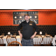 Philip Ferro is chef-owner of Chadds Ford Tavern Ferro has kept the original feel of the Tavern much to the pleasure of longtime patrons Photo by Natalie Smith