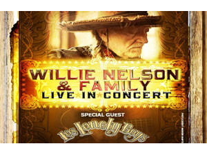 Willie Nelson  Family Live In Concert - start Nov 12 2018 0730PM