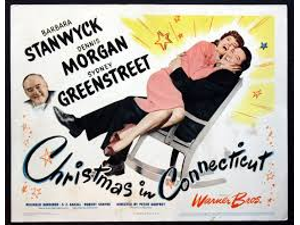 Film CHRISTMAS IN CONNECTICUT at Pentangle Arts - start Dec 06 2018 0730PM