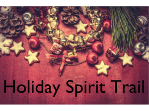 Holiday Spirit Trail - start Dec 07 2018 1000AM