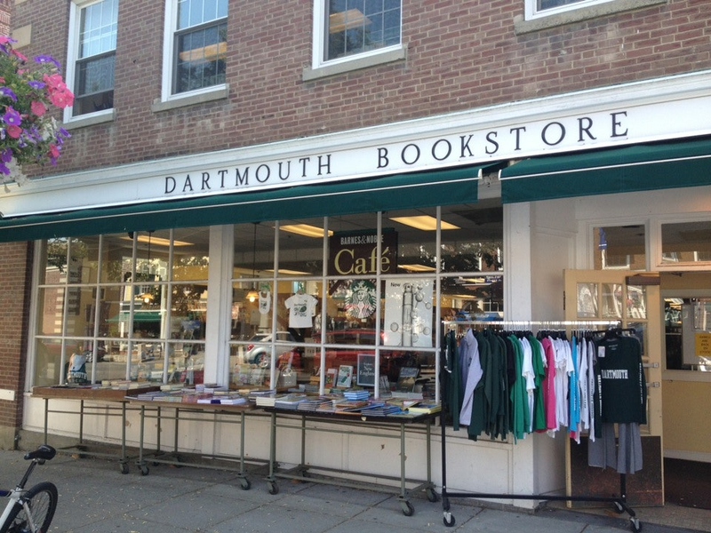 the dartmouth bookstore to close permanently on christmas eve hereof the long standing dartmouth bookstore\u0027s upcoming permanent closure was made in late september the bookstore, currently owned by barnes \u0026 noble,