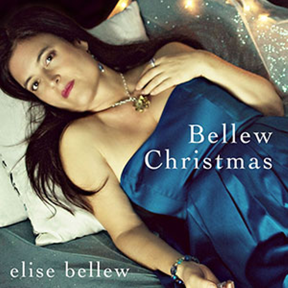Cd cover elise bellew christmas 600