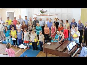 Juneberry Community Chorus - start Jan 20 2019 0400PM