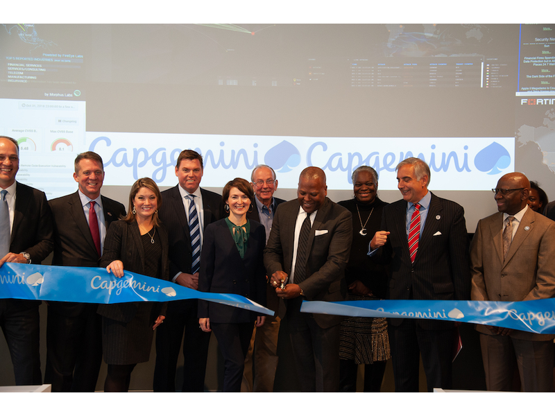 Capgemini Opens New Security Operations Center In BullStreet