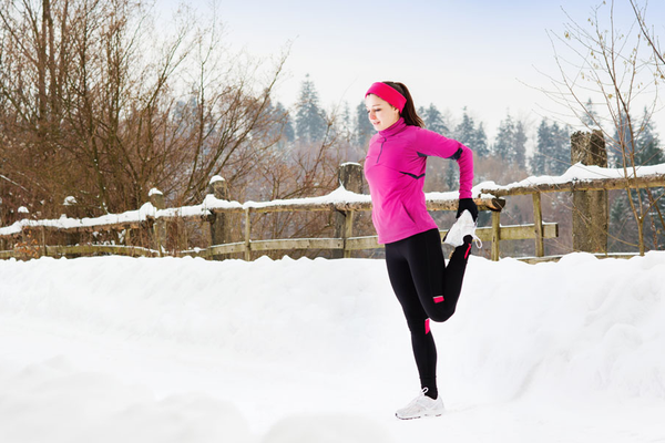 How outdoor exercise in winter does a body good 153984593