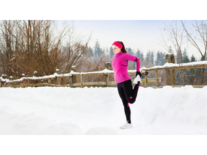 Meeting Winters Challenges Staying Fit This Season