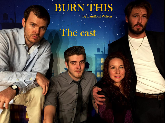 Burn 20this 20 cast