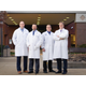 Christopher Edwards MD William Saar DO Carl Hasselman MD and Alex Kline MD with UPMC Orthopaedic Care  Not pictured Stephen Conti MD MaCalus Hogan MD and Alan Yan MD