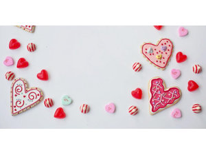 Valentines Day Baking with Marley Cooley Class - start Feb 09 2019 1100AM