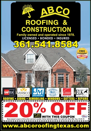 Abco 20roofing 20  20construction 20  20vc 20  20feb mar 202019