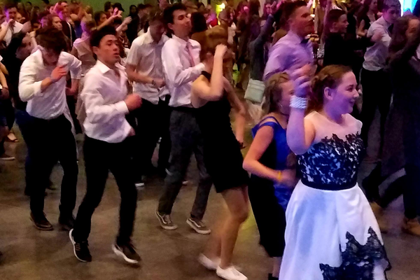 Teens unleash their moves at the Yule Ball from 7 to 10 p.m. on Jan. 18 at the Viridian Event Center.