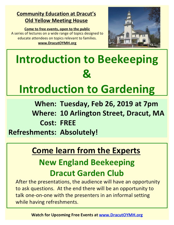 Ask Experts Free One On One >> Introduction To Beekeeping Introduction To Gardening
