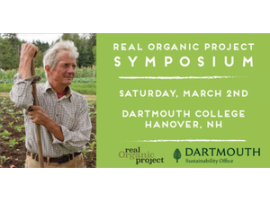 Real Organic Project Symposium - start Mar 02 2019 0830AM