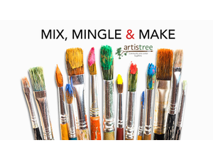 Mix Mingle  Make - start Mar 14 2019 0630PM