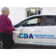 Jim Beyer left  John Anderson co-founders of Centerpoint Driving Academy