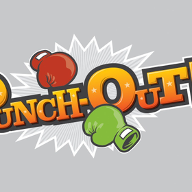 Punch out logo 1