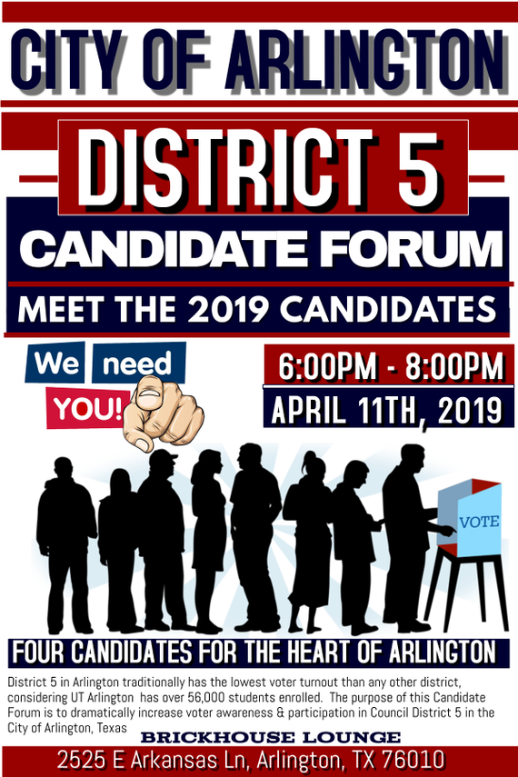 Arlington 20district 205 20candidate 20forum