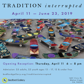 Tradition 20interrupted 20opening 20flyer