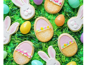 Spring  Easter Confections Class - start Apr 14 2019 0100PM