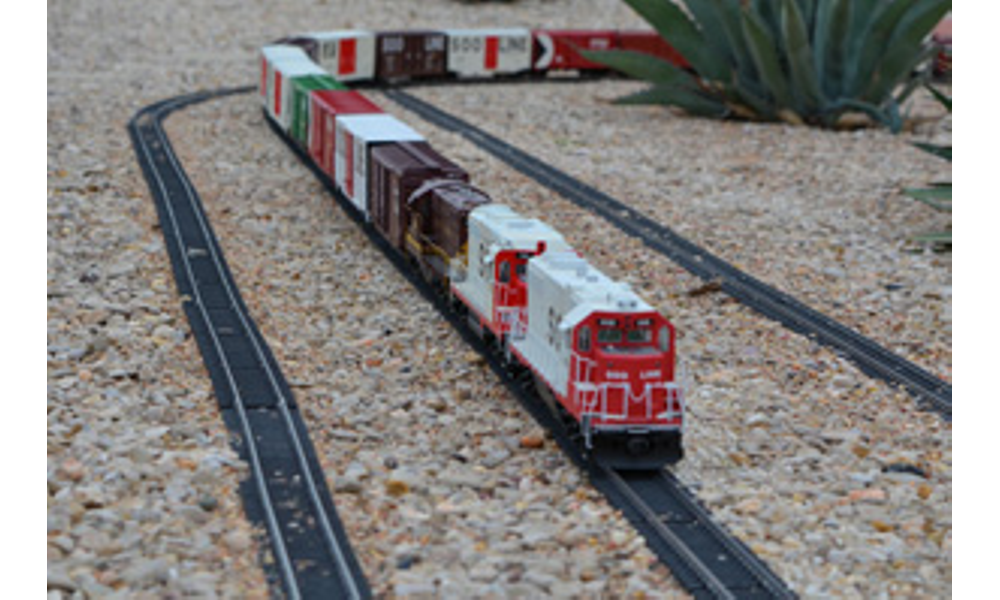 A Lifetime Love of Trains | San Angelo Lifestyles