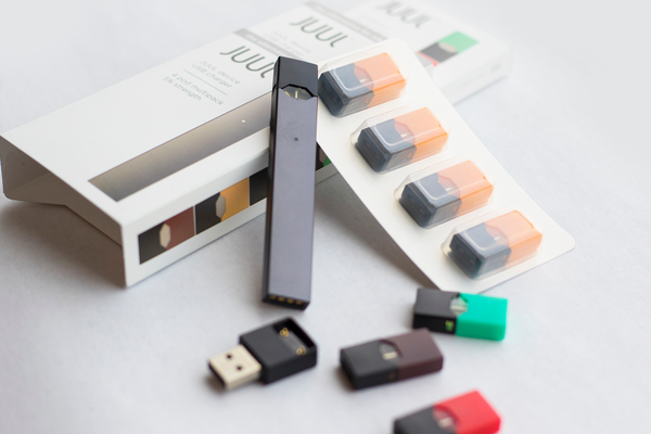 School districts nationwide are dealing with an epidemic of students using Juul and other electronic smoking devices.