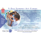 Blue Line Arts 5-Day Summer Art Camps