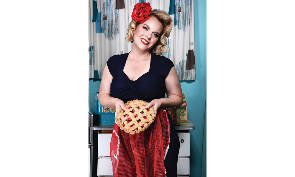 83f029fe1a5 Rockin  the Classic Pinup Look  4 Images  Click Any Image To Expand