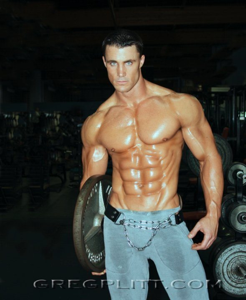 Man Candy: The Top 10 Male Fitness Models | Bliss Life