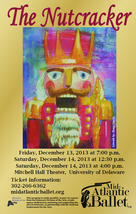 Medium nutcracker poster 2013