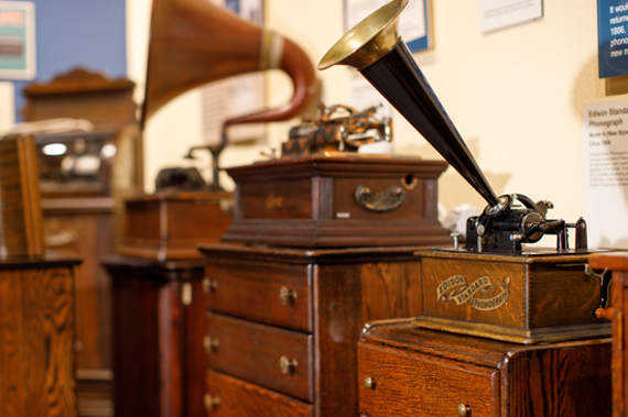 Edison 20phonographs