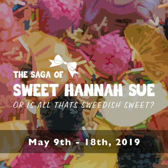 Roseville Event: The Saga Of Sweet Hannah Sue