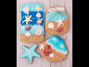 Summer Cookie Decorating Beach Bake - start Jul 15 2019 0600PM