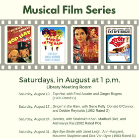 August 20musical 20film 20series