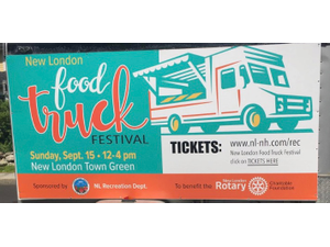 New London Food Truck Festival - start Sep 15 2019 1200PM