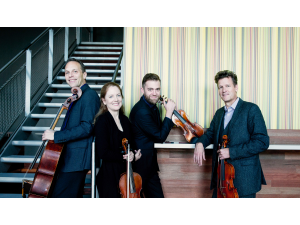 St Lawrence String Quartet - start Oct 10 2019 0730PM