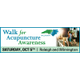 Walk for Acupuncture Awareness - start Oct 05 2019 1000AM